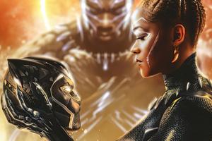 Black Panther II Wallpaper