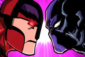 Black Panther Vs Klaw 8k Wallpaper