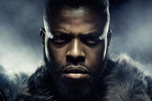 Black Panther Winston Duke As Mbaku 5k Wallpaper