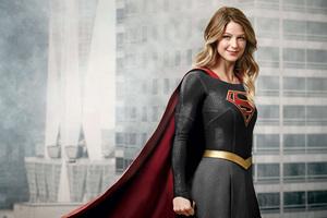 Black Supergirl