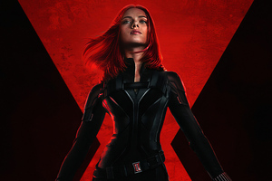 Black Widow 2020 4k Movie Wallpaper