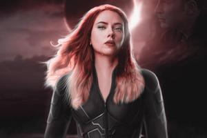 Black Widow 2020 5k Wallpaper