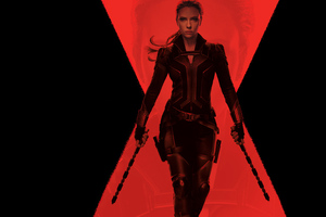 Black Widow 2020 Movie 4k Wallpaper