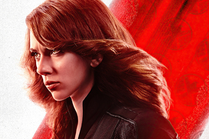 Black Widow 2020 Movie Coming Wallpaper