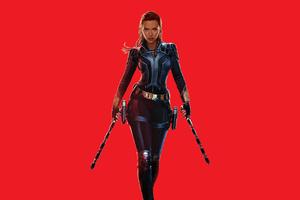 Black Widow 2021 4k