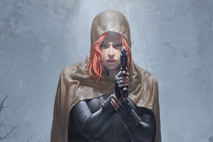 Black Widow 4k 2020 Art