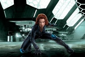 Black Widow 5k