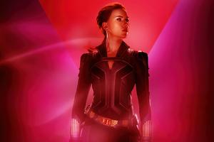 Black Widow Agent Wallpaper