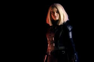 Black Widow Cosplay 4k New