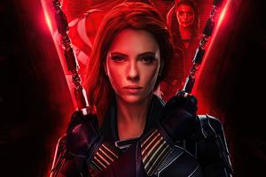 Black Widow Marvel Studios Wallpaper