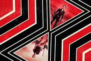 Black Widow Movie Poster 5k Wallpaper