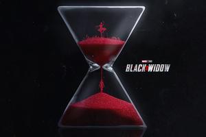 Black Widow Movie Poster 8k Wallpaper