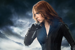 Black Widow Natasha Romanoff 8K