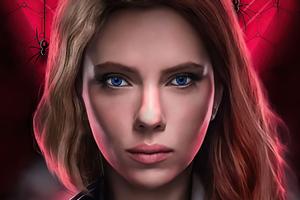 Black Widow Natasha Romanoff Wallpaper