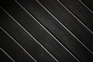 Black Wood Panel 5k