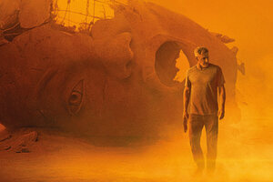 Blade Runner 2049 2017 Movie Wallpaper