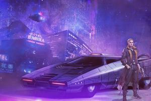 Blade Runner 2049 Guy