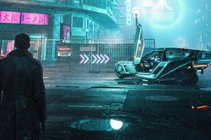 Blade Runner 2049 Tokyo Cyberpunk 4k Wallpaper