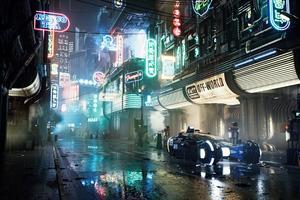 Blade Runner Infinite 4k