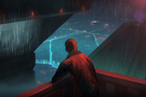 Blade Runner Movie Artwork