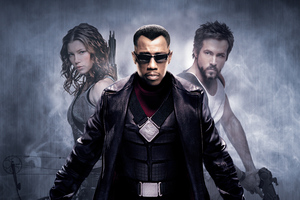 Blade Trinity Key Art 4k Wallpaper