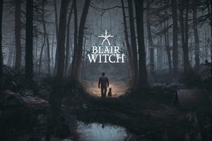 Blair Witch 8k Wallpaper