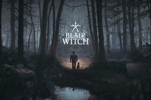 Blair Witch 8k Wallpaper