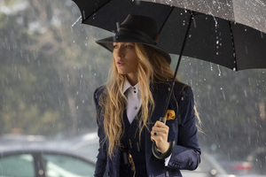 Blake Lively In A Simple Favor 2018 Movie 4k