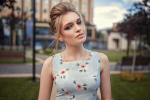 Blonde Girl 4