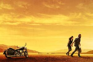 Blood Father Wallpaper