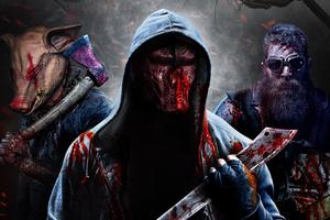 Blood Fest 5k Wallpaper