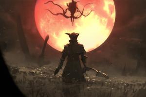 Bloodborne Game 4k Wallpaper