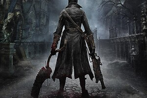 Bloodborne PS4 Game Wallpaper