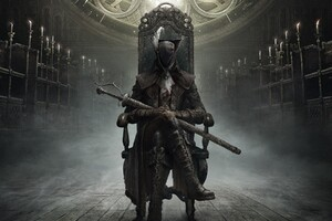Bloodborne The Old Hunters Wallpaper