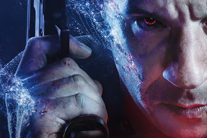 Bloodshot 2020 Vin Diesel Wallpaper