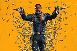Bloodsport The Suicide Squad 8k Wallpaper