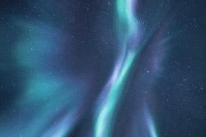 Blue And White Lights Of Sky 5k Wallpaper
