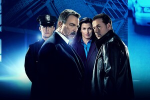 Blue Bloods Wallpaper
