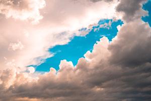 Blue Clouds 5k