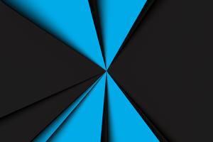 Blue Dark Formation 8k Wallpaper