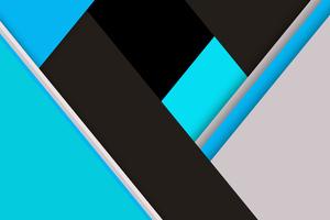 Blue Green Material Design Abstract 8k Wallpaper