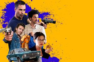 Blue Iguana 2018 Movie