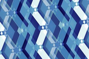 Blue Interpretation 5k Wallpaper