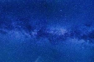 Blue Milky Way 8k Wallpaper