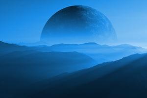 Blue Planet 5k Wallpaper
