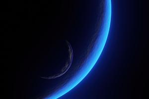 Blue Planet Wallpaper