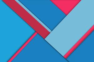 Blue Red Material Design 8k Wallpaper