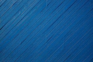 Blue Wood Pattern 4k