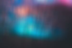 Blur Blue Gradient Cool Background