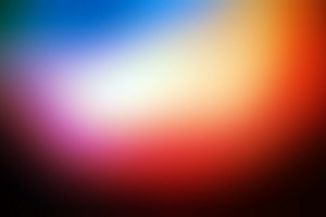 Blurred Spectrum Wallpaper